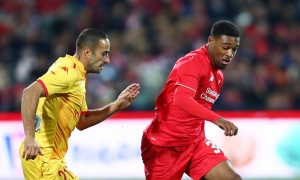 Liverpool defeat Adelaide United
