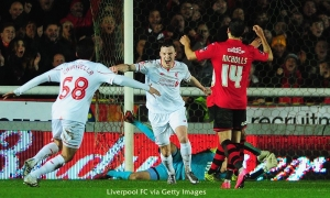 FA Cup: Exeter 2-2 LFC