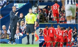 West Brom 1-1 Liverpool