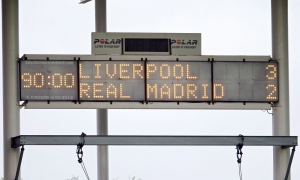 UCL U19: LFC 3-2 Real Madrid