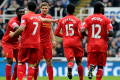 Newcastle 2-2 LFC: 11 mins