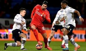 FA Cup: Bolton 1-2 Liverpool