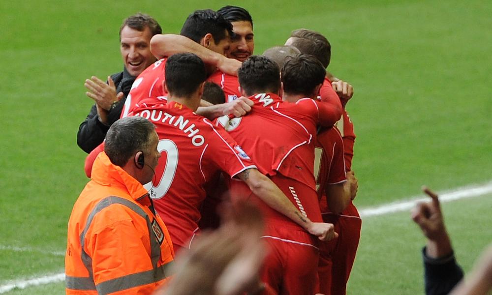 Rekor tak terkalahkan beri Liverpool catatan kelas Eropa