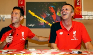 Luis and Didi delight fans at KL Sports Club