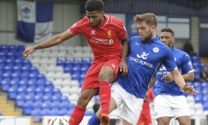 U21: Liverpool 2-1 Leicester