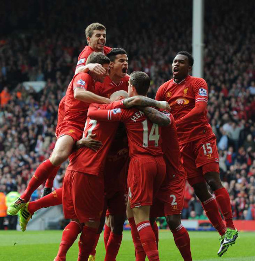 Liverpool Fc Beaten 3 0 By Real Madrid At Anfield: LIVERPOOL FC ONLINE: EPL: Liverpool FC 4