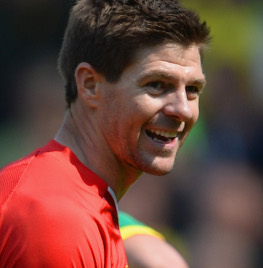 steven gerrard website