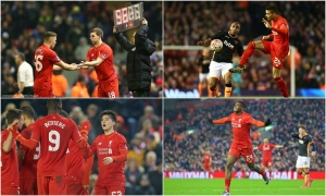 FA CUP: Liverpool 3-0 Exeter