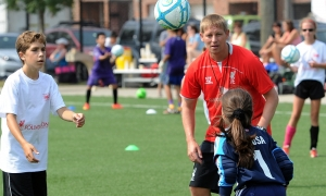 LFC Foundation team up with FDNY Soccer Club