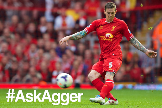 Daniel Agger Instagram Daniel Agger a Question