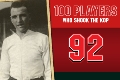100PWSTK No.92 - Alf Hanson