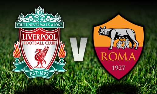 How to follow LFC v AS Roma