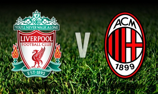 How to follow LFC v AC Milan