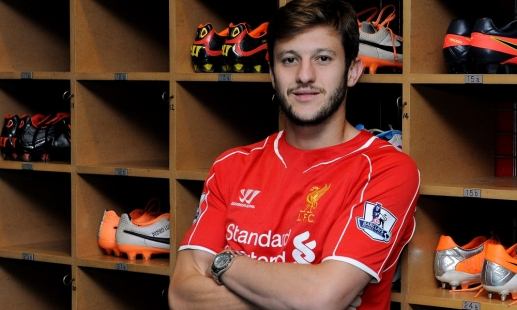 Bournemouth to Brazil: Lallana in profile