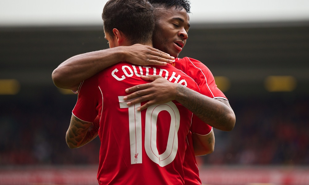 liverpool fc sterling - photo #13