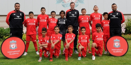 how to join liverpool academy