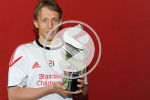 After more than 129,000 votes were cast, Lucas Leiva is the Standard Chartered Player of the Season for 2010-11