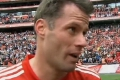 Carra on Everton win