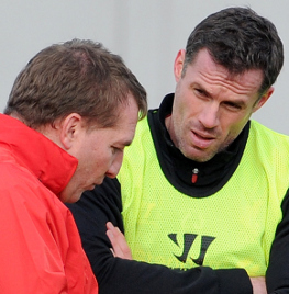 jamie carragher, carra, brendan rodgers