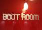 Watch United v LFC in the Boot Room