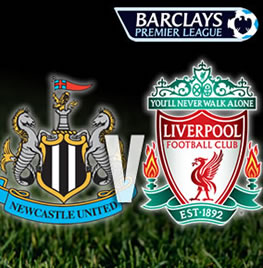 Newcastle V Liverpool