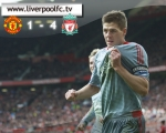 wallpaper, steven gerrard, manchester united, 2008, 2009, 4-1, away, win