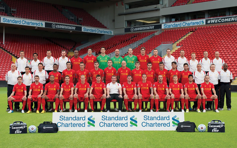 Liverpool Fc Desktop Wallpaper Anfield Online