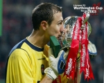 wallpaper, worthington cup, 2003, jerzy dudek, cup, trophy