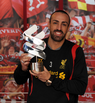 Jose Enrique Player of the month November