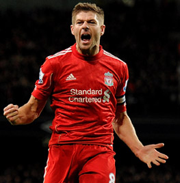 steven gerrard man city