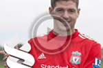 Gerrard named Standard Chartered  Player of the Month
