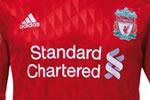 New Standard Chartered-sponsored strip revealed