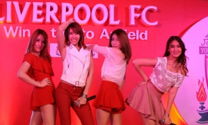 Thai celebrities join Borini to launch new LFC mobile partnership