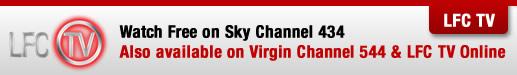 LFCTV Banner