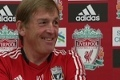 Kenny pre-Arsenal press