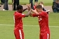 U18s 7-0 Preston: Highlights