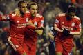 LFC 3-0 Villa: 11 mins