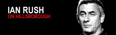 Ian Rush on Hillsborough
