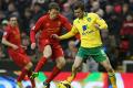 LFC 5-0 Norwich: 11 mins