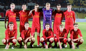 Pertandingan (I): LFC U17 vs Frenz United Indonesia