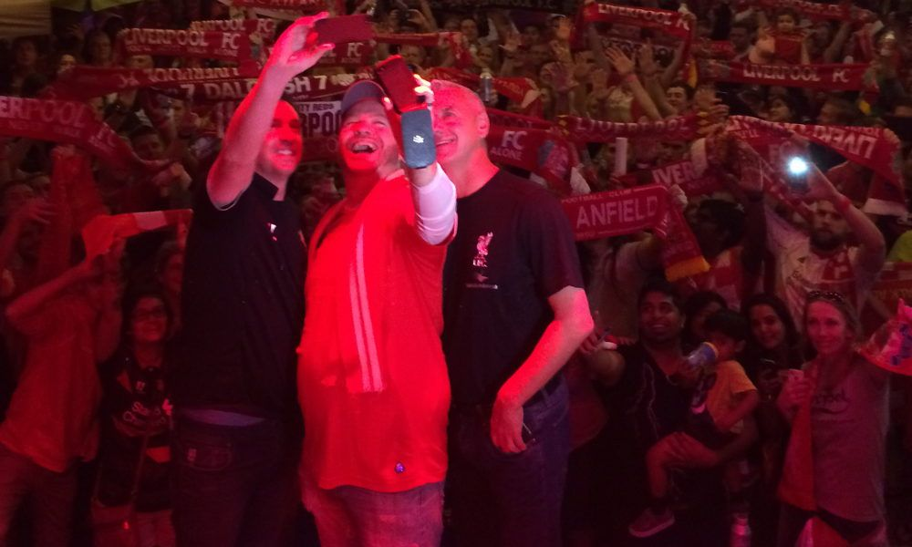 Rush: LFC fans have dominated American stadiums this summer