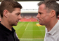 In pictures: Gerrard and Carra's squads