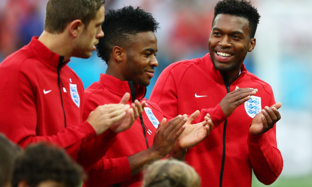 Kuartet Liverpool masuk skuat The Three Lions