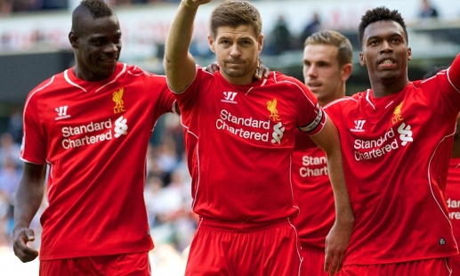 Stevie hails Mario and Moreno impacts