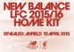 Watch: New LFC home kit revealed