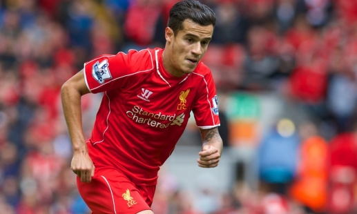 Coutinho: I've found a family at Liverpool