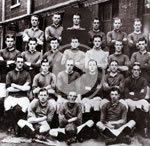 Liverpool played their first ever FA Cup final in 1914.