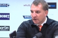 Brendan post-West Ham press