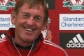 Kenny pre-Spurs press conference