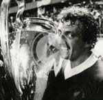 Paris was the setting for Liverpool's third European Cup final victory.